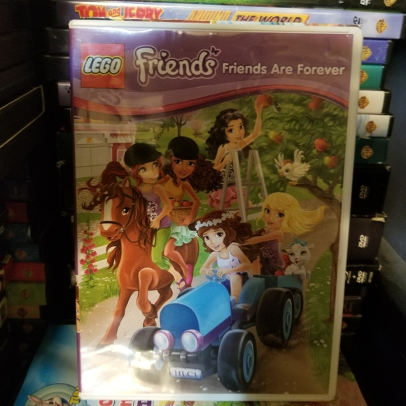 Lego Other - Lego friends friends are forever